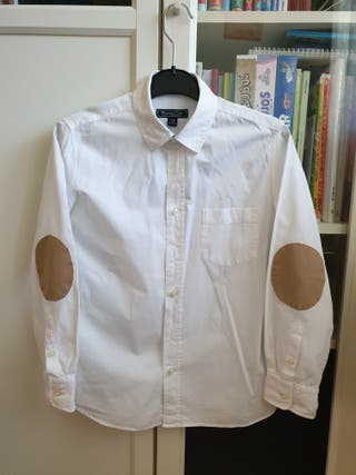 camisa 9/10 Massimo Dutti