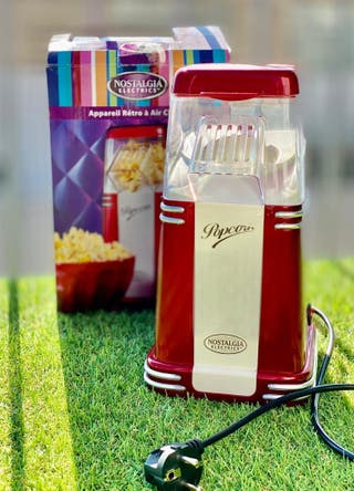 Nostalgia Retro Popcorn Palomitas Sin Aceite