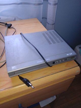 TDT DVD y grabadora TV.