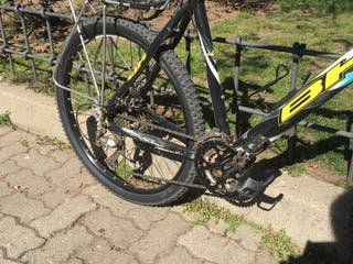 Bicicleta BH de montaña, hombre