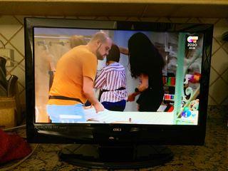 """Televisión con dvd y tdt 19"""""""