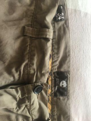 Pantalón chino Timberland
