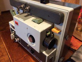 Proyector cine super 8, Elmo Sound ST- 1200