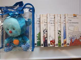 Lote libros Pupi