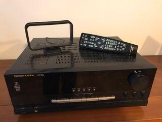 Amplificador audio video Harman Kardon AVR 2550