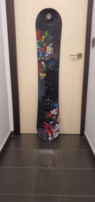Tabla Snowboard Burton Blunt