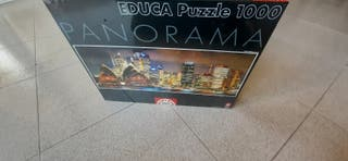 Puzle de 1000 piezas