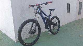 bicicleta de montaña USA