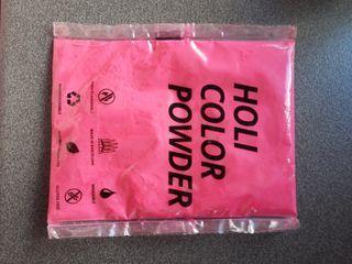 polvos Holi (varios colores)