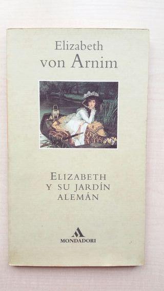 Libro Elizabeth y su jardín alemán. Arnim.