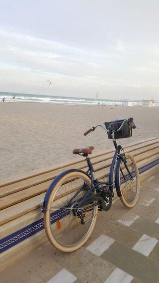 Bicicleta de Paseo unisex