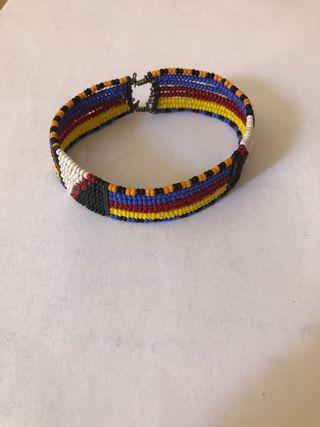 Pulsera masai
