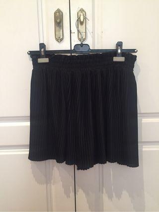 Bermudas / Shorts negro ZARA