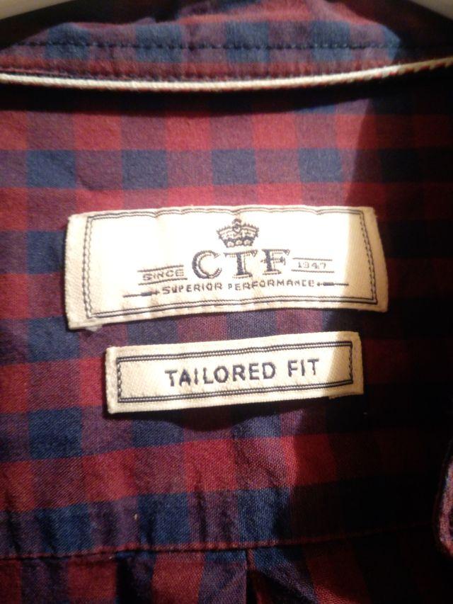 Lote camisas Cortefiel