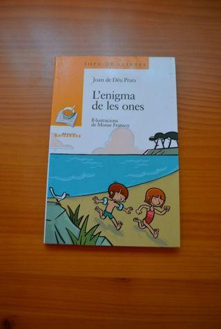 Libro L'enigma de les ones