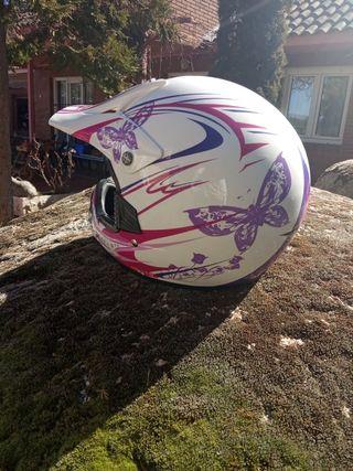casco motocross CAN (infantil)