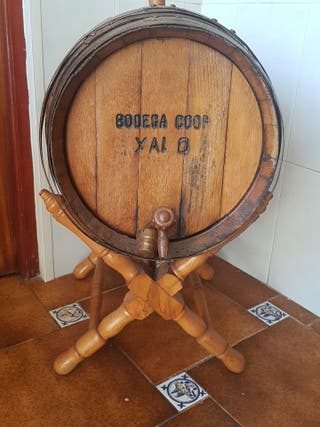 Barrica roble 35 L