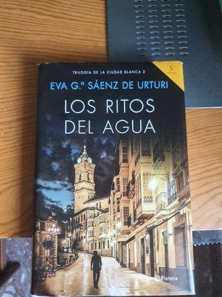 """Novela """"Los Ritos del Agua"""""""