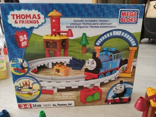 Thomas & Frienda Mega Blocks