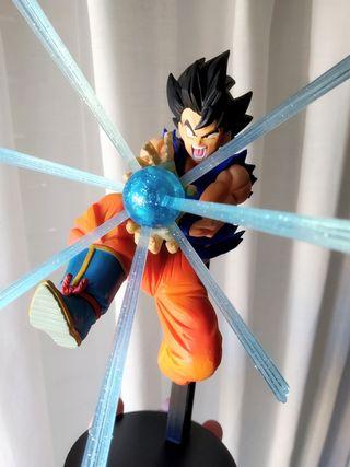 Estatua ORIGINAL Goku super Banpresto. Con caja