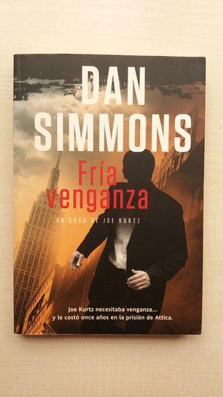 Libro Fría venganza. Dan Simmons.