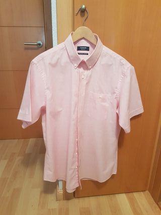 camisa manga corta rushmore