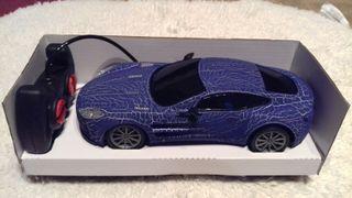 Coche Aston Martin Radiocontrol Nuevo #9