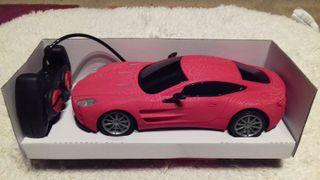 Coche Aston Martin Radiocontrol Nuevo #10