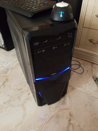 Ordenador gaming Intel quad core Q9550 2.83ghz/12M