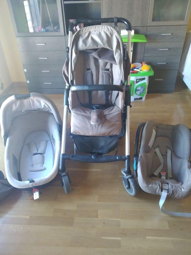 trio bebé confort streety.