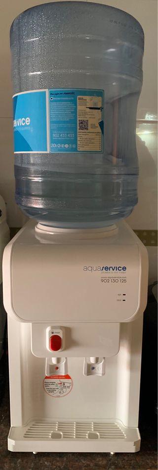 Fuente de agua para garrafas