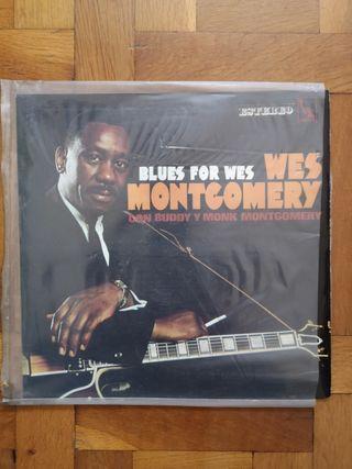 Vinilo Wes Montgomery jazz blues