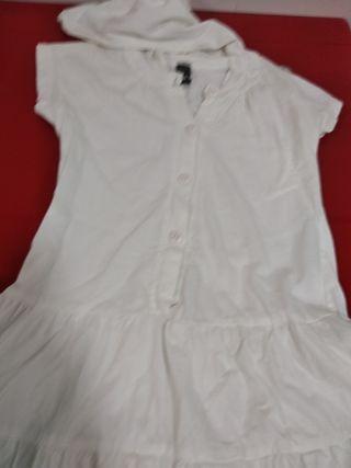 Vestido Zara Kids Talla 5 - 6 años