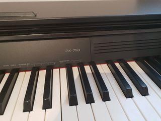 Piano digital CASIO PRIVIA PX 750 + banqueta