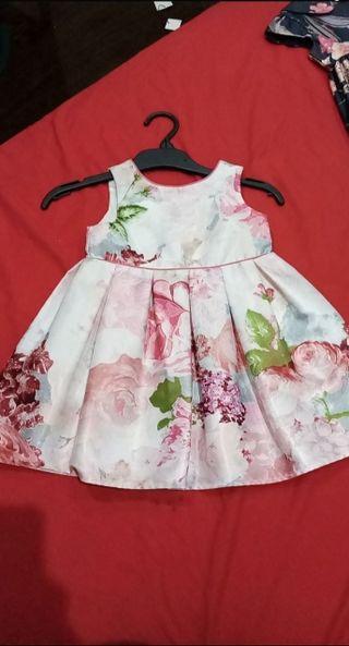 mini club dress for baby girls Ted Baker design
