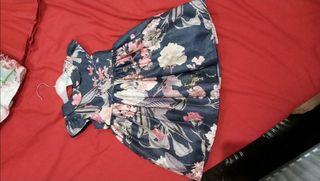 Mini club dress for girls