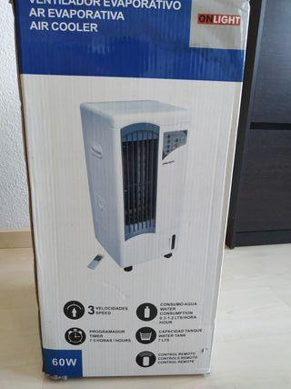 ventilador evaporador