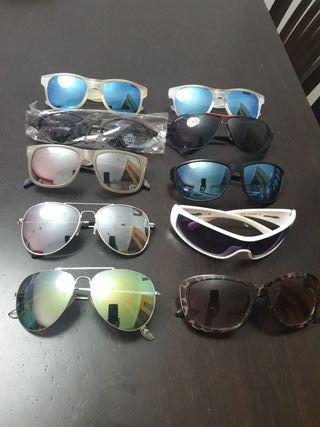 lote gafas de sol