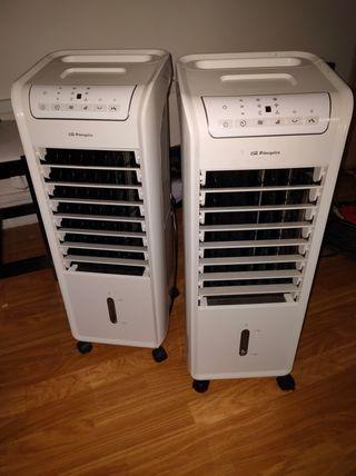 Ventilador acondicionador