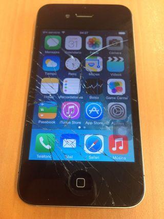 iphone 4 16gb negro libre