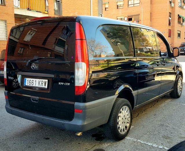 Mercedes-Benz Vito 2009 de segunda mano por 6.000 € en ...