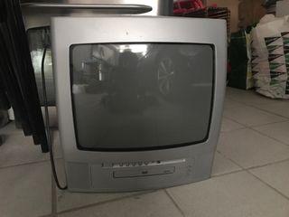 Tele con DVD