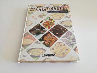 Libro gastronomía de la Comunidad Valenciana