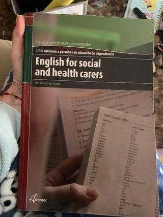 English for social and health carers aitamar