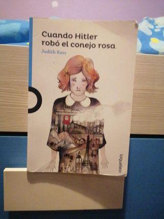 Cuando Hitler robó el conejo rosa.