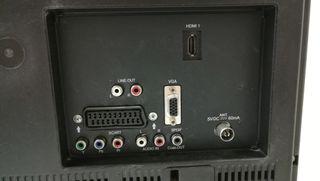 """Televisión OKI LCD 19"""" usado, con TDT integrado"""