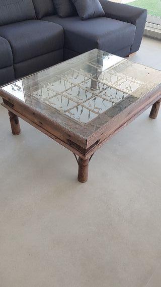 mesa de la India