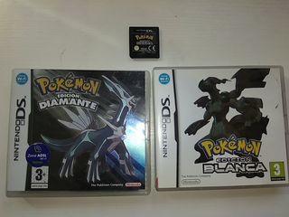 Lote Pokemon Nintendo