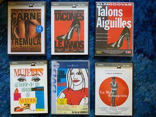 Pack Almodóvar DVD