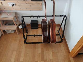 Soporte Stand Guitarras (Hércules HC-GS-525B)